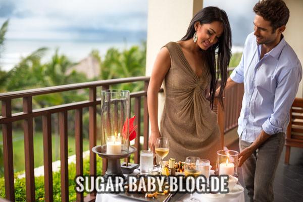 Sugar Baby first Date